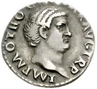 ortrait d'Othon (68-69 après JC)