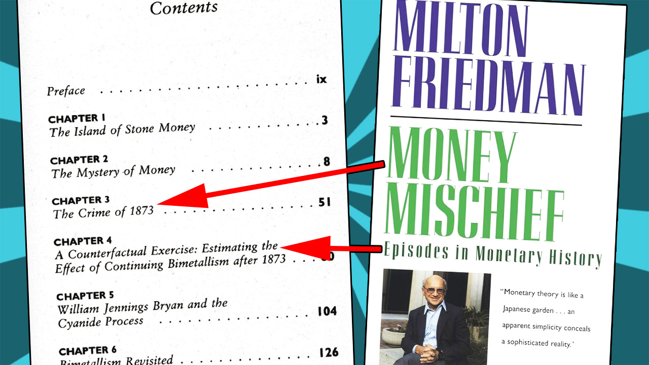 Milton Friedman Money Mischief