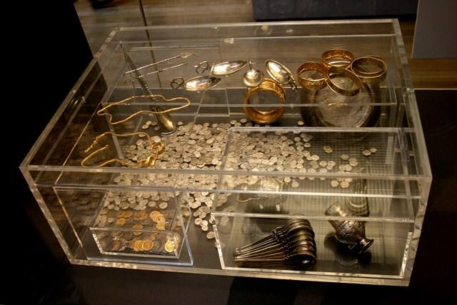 Trésor de monnaies romaines de Hoxne