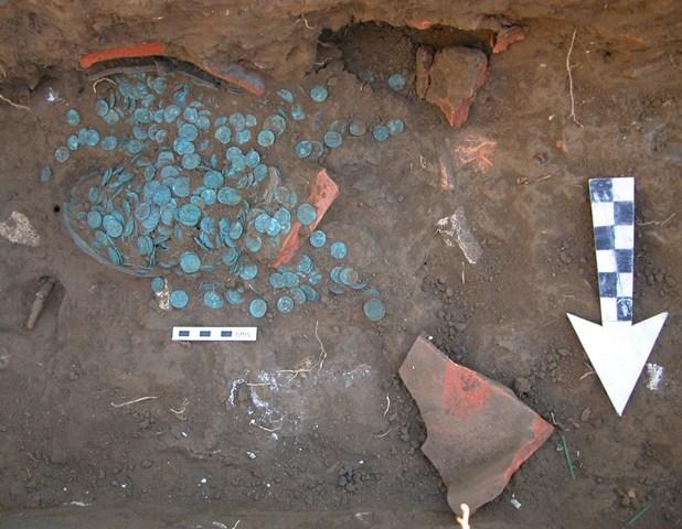 Trésor de monnaies romaines de Snodland