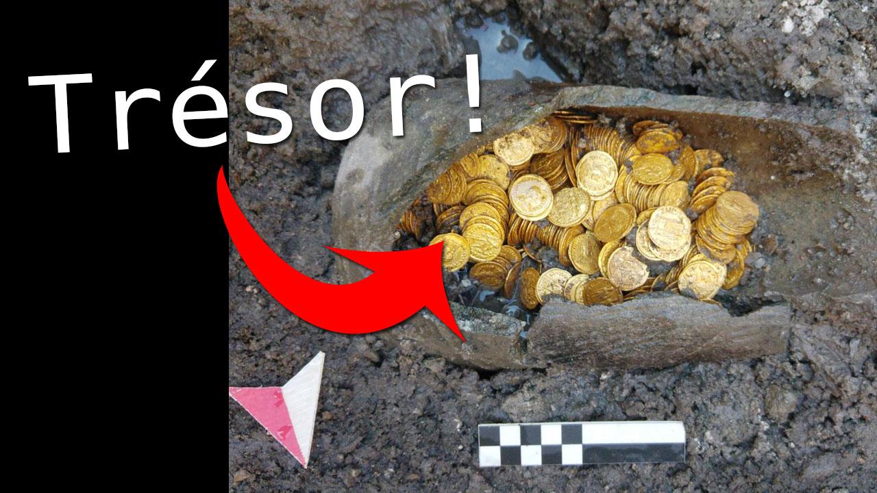 Un trésor de monnaies romaines découvert à Côme