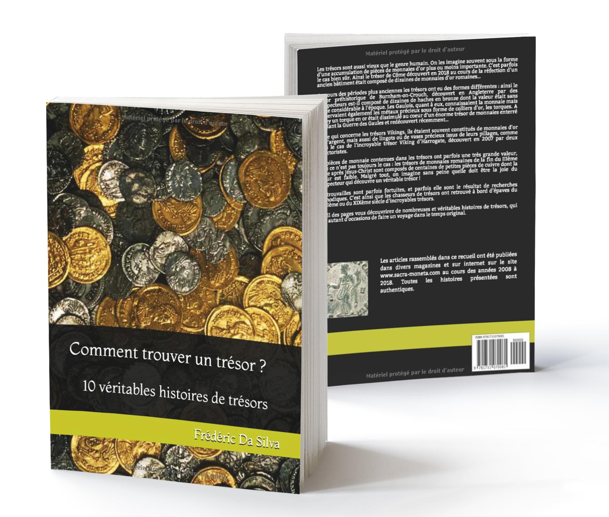 Couverture du livre comment trouver un trésor ? 10 véritables histoires de trésors
