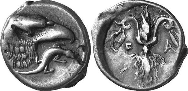 Monnaie Olympie