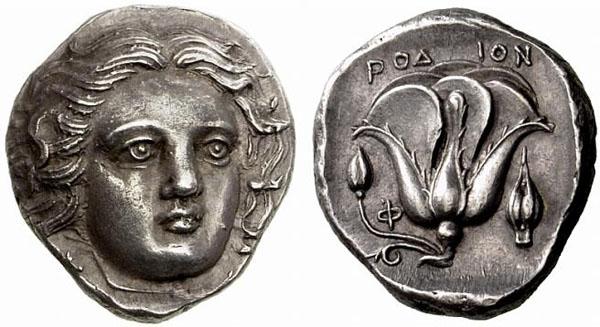 Monnaie Rhodes