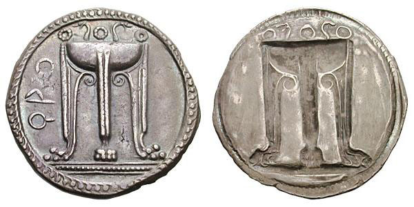 Monnaie Crotone