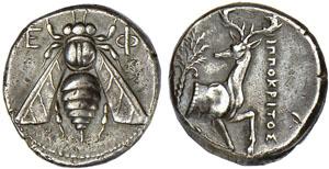 Monnaie Ephèse