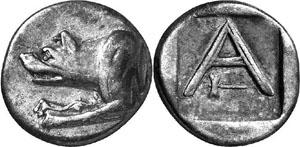 Monnaie Argos