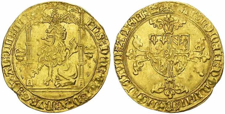Lion d'or du Brabant